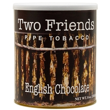 Two Friends: English Chocolate 8oz