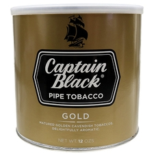 Captain Black: Gold 12oz