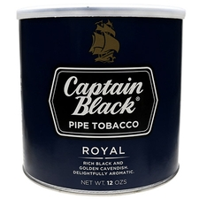 Captain Black: Royal 12oz