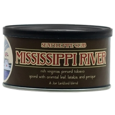 Seattle Pipe Club: Mississippi River 2oz