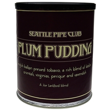 Seattle Pipe Club: Plum Pudding 8oz