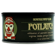 Seattle Pipe Club: Potlatch 2oz