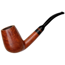 Danish Estates Johs Smooth Bent Billiard