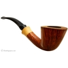 Danish Estates Teddy Knudsen Smooth Bent Dublin with Boxwood (Unsmoked)