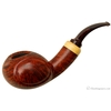 Bjarne Nielsen Handmade Smooth Blowfish with Boxwood (AX)