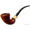 Danish Estates Tonni Nielsen Smooth Horn with Plateau and Bamboo (7) (Replacement Tenon)