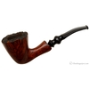 Danish Estates Ben Wade Free-Hand Smooth Bent Dublin with Plateau