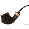 Kent Rasmussen Sandblasted Bent Freehand with Mazur Birch