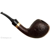 Danish Estates Stanwell Omega Partially Sandblasted Blowfish (9mm)