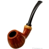 Danish Estates Peter Hedegaard Smooth Bent Brandy with Oak Ferrule (FP2) (Unsmoked)