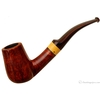 Jorgen Nielsen Smooth Bent Stack with Boxwood (9mm) (Unsmoked)