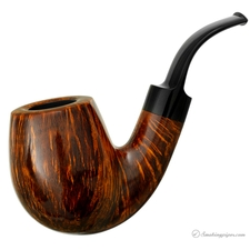 Former Handmade Smooth Bent Billiard (Unsmoked)
