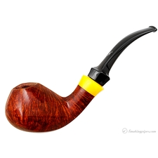 Erik Nording Smooth Freehand Paneled Bent Brandy (14)
