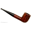English Estates Dunhill Amber Flame Billiard (Two Flame) (2003) (Unsmoked)