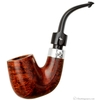 Peterson House Smooth Bent Billiard with Silver (P-Lip) (2011) (Unsmoked)