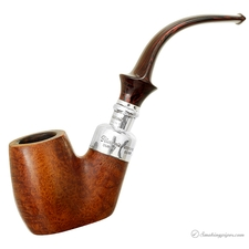 Peterson Smooth Silver Spigot (306) (Fishtail)