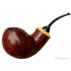 German Estates Wolfgang Becker Smooth Bent Egg with Boxwood (12) (2008) (Unsmoked)