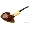 Ken Dederichs Smooth Panel Freehand with Boxwood Ferrule (Unsmoked)
