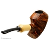 German Estates Ken Dederichs Smooth Panel Freehand with Boxwood Ferrule (Unsmoked)
