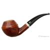 Il Ceppo Sandblasted Bent Bulldog with Silver (1) (Unsmoked)