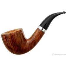 Rinaldo Fiammata Odissea Collection Bent Dublin (SL-3) (03) (Titania) (Unsmoked)