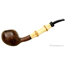 Becker Smooth Acorn with Bamboo (Royal Flush) (Elite) (A) (2005) (Unsmoked)