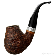 Mario Grandi Giant Sandblasted Bent Brandy