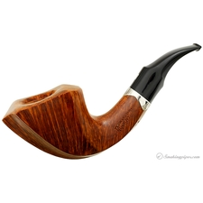 Rinaldo Egea Collection Smooth Paneled Bent Dublin (Titania) (06) (SL8) (Unsmoked)