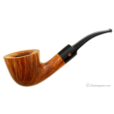 Moretti Recanati Smooth Bent Dublin (Replacement Tenon)