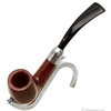 Italian Estates Savinelli 130th Anniversary Limited Edition Brown Smooth with Presentation Box and Stand (Unsmoked)