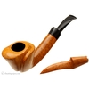 Italian Estates Mario Grandi Smooth Bent Dublin (with Case and Tamper) (Unsmoked)
