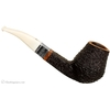 Italian Estates Luigi Viprati Pipe of the Year 2004 Rusticated Rhodesian with Silver (110/200)