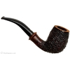 Italian Estates Ser Jacopo Rusticated Bent Egg with Briar Mount (R1)