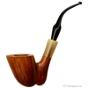 Italian Estates Savinelli Autograph Smooth Freehand with Horn (5)