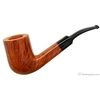 Italian Estates Savinelli Hand Made Smooth Bent Billiard (6mm) (Unsmoked)