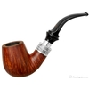 "Italian Estates Ser Jacopo ""La Fuma"" Smooth Bent Billiard with Silver Delecta Mount"