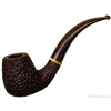 Misc. Estates Michael Parks Rusticated Bent Billiard (GKCPC 2013) (Unsmoked)
