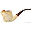 Turkish Estates SMS/O.Ikibas Meerschaum Dragon that was just proposed to (and said YES!)(with Case) (1989)