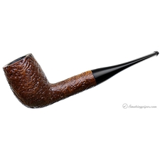 Jobey Nut Bruyere Sandblasted Billiard (415)