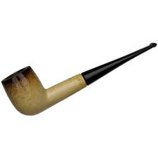 Misc. Estates Kiko Meerschaum Smooth Billiard (Threaded Stinger)