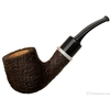 American Estates Kevin Arthur Sandblasted Bent Billiard (Unsmoked)