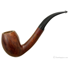 Bruce Weaver Smooth Bent Acorn with Cocobolo (early piece)