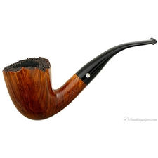 David Jones Regency Smooth Bent Dublin with Plateau (212) (Unsmoked)