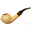 SMS Meerschaum Smooth Bent Bulldog