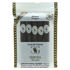 Maduro Wrapper Churchill 5-Pack